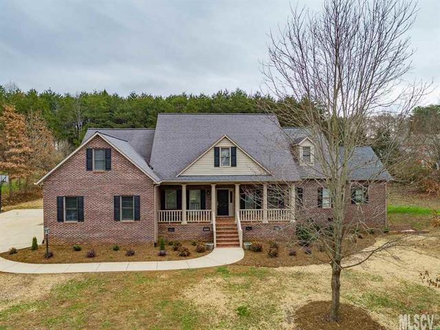 70 Iswa Drive, Taylorsville, NC 28681 (#9597027) :: LePage Johnson Realty Group, LLC
