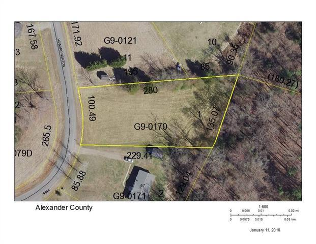 Lot 1 Howard Norton Drive #1, Hiddenite, NC 28636 (#9597345) :: Exit Mountain Realty
