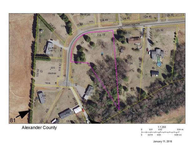 Lot 8 Howard Norton Drive #8, Hiddenite, NC 28636 (#9597346) :: Exit Mountain Realty