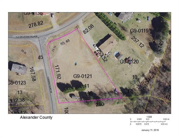 Lot 11 Howard Norton Drive #11, Hiddenite, NC 28636 (#9597348) :: Exit Mountain Realty