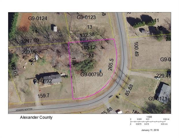 Lot 24 Howard Norton Drive #24, Hiddenite, NC 28636 (#9597353) :: Exit Mountain Realty