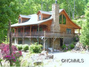 207 Thorncrest Drive, Burnsville, NC 28714 (#NCM540376) :: Exit Mountain Realty