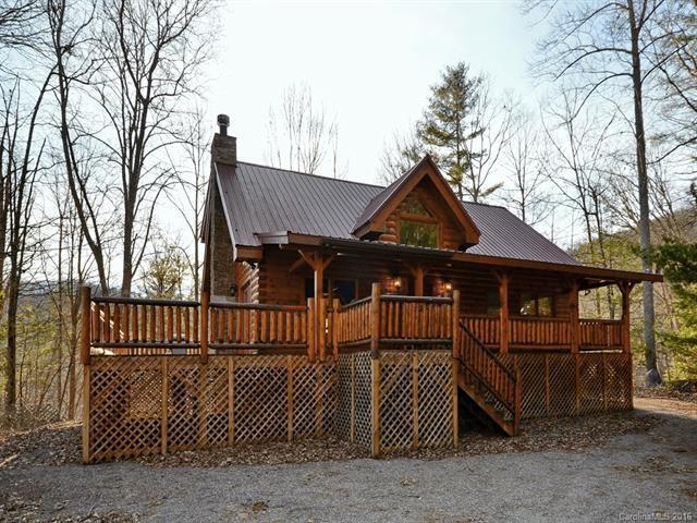 362 Grand Oak Trail Trail, Waynesville, NC 28785 (#NCM592674) :: Rinehart Realty