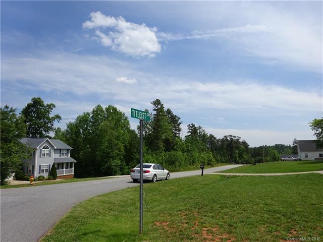 48 Spalding Lane #48, Statesville, NC 28677 (#3179642) :: Rinehart Realty