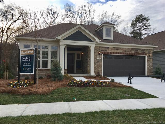 1307 Garden Vista Drive #65, Stallings, NC 28104 (#3192017) :: LePage Johnson Realty Group, LLC
