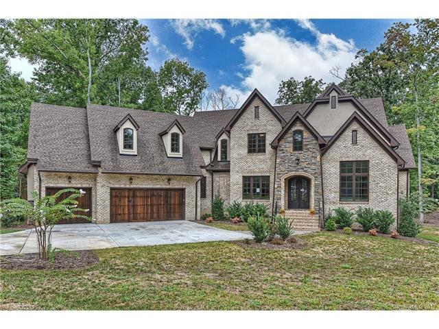 630 Elizabeth Lane, Matthews, NC 28105 (#3207690) :: LePage Johnson Realty Group, Inc.