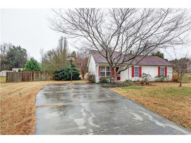144 Morning Dew Drive, Statesville, NC 28677 (#3232946) :: Exit Mountain Realty
