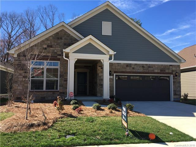 1311 Garden Vista Drive #64, Stallings, NC 28104 (#3234516) :: LePage Johnson Realty Group, LLC