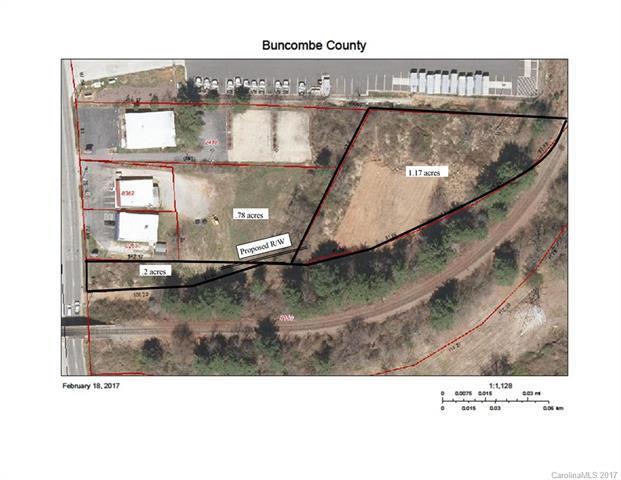 999 Hendersonville Road 1.37 Acres, Arden, NC 28704 (#3252896) :: Puffer Properties
