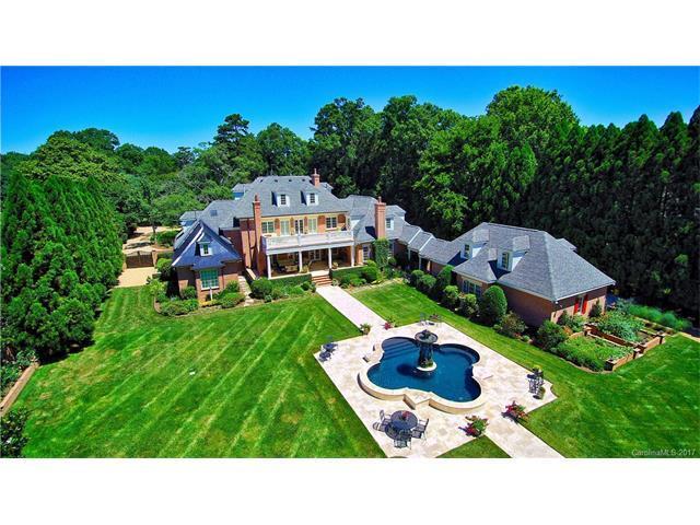 907 Huntington Park Drive, Charlotte, NC 28211 (#3255962) :: Carlyle Properties