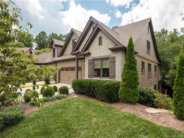 34 Meadow Village Lane T-21, Asheville, NC 28803 (#3256774) :: Miller Realty Group