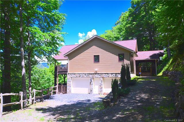 5 Eagle Roost Road, Maggie Valley, NC 28751 (#3259216) :: Miller Realty Group
