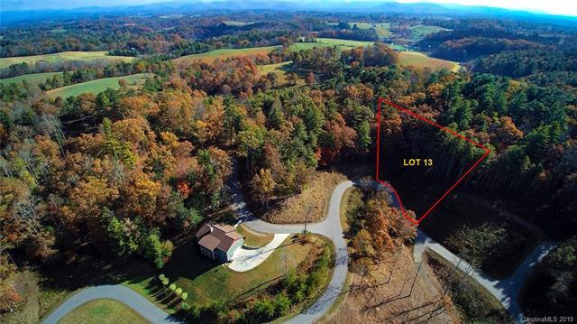 95 Timber Ridge Circle Lot 13, Leicester, NC 28748 (#3268568) :: Mossy Oak Properties Land and Luxury