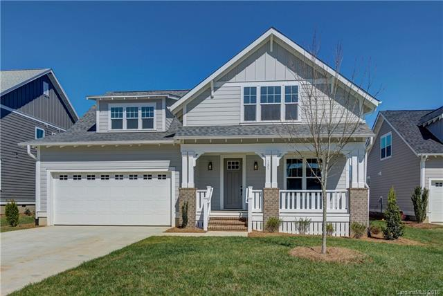 121 Slocumb Lane #24, Mooresville, NC 28117 (#3277300) :: Leigh Brown and Associates with RE/MAX Executive Realty