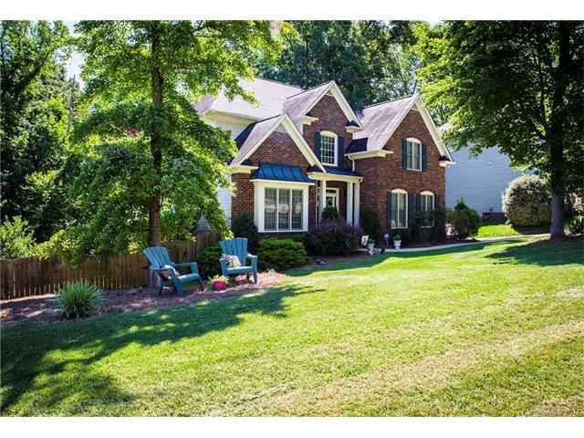 1207 High Brook Drive, Waxhaw, NC 28173 (#3287487) :: Rinehart Realty
