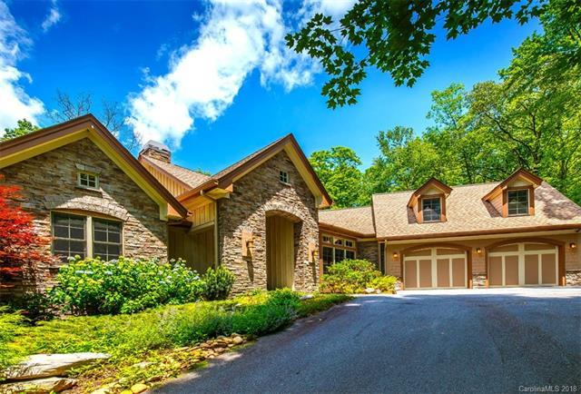 117 Sylvan Byway #1, Pisgah Forest, NC 28768 (#3290616) :: Odell Realty