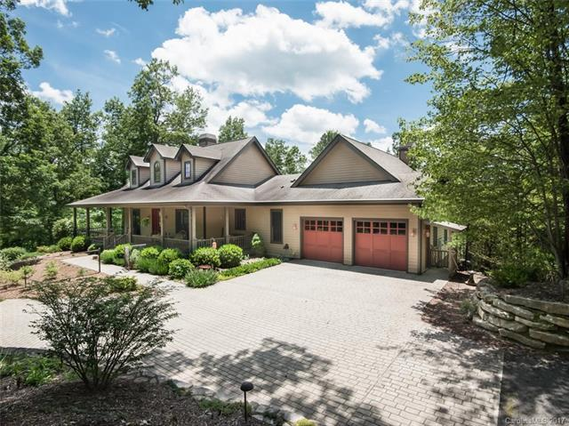 207 Firefly Lane, Pisgah Forest, NC 28768 (#3293616) :: Odell Realty