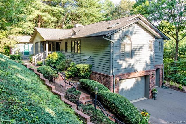 135 Sondley Parkway, Asheville, NC 28805 (#3293886) :: High Performance Real Estate Advisors