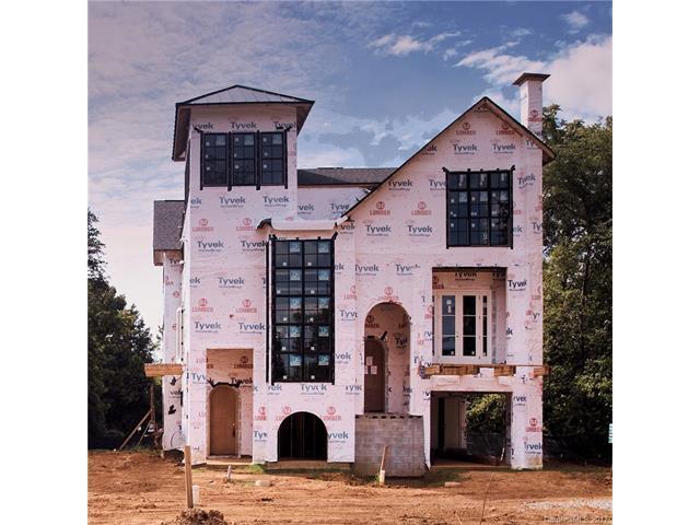 606 Mattie Rose Lane #10, Charlotte, NC 28204 (#3295626) :: Pridemore Properties