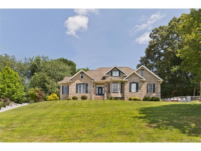 10 Fieldcrest Circle, Asheville, NC 28806 (#3298415) :: Robert Greene Real Estate, Inc.