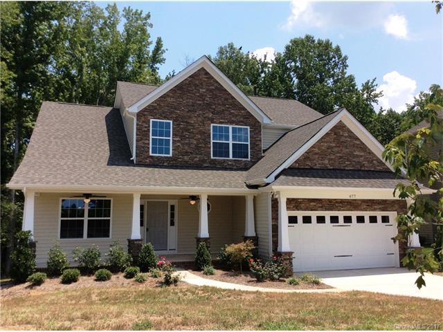 677 Harrison Drive, Concord, NC 28027 (#3303447) :: Team Honeycutt
