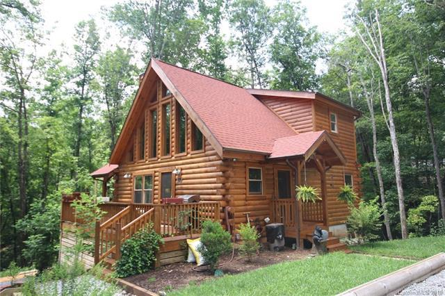 537 Cantrell Mountain Road, Brevard, NC 28712 (#3308273) :: Puffer Properties