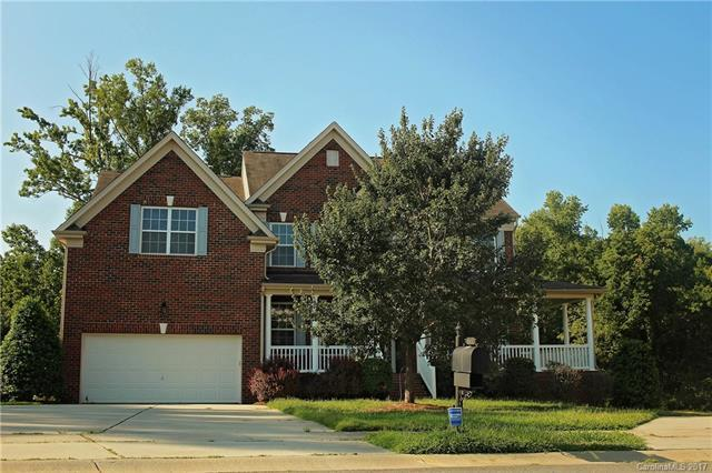 7541 Chasewater Drive, Harrisburg, NC 28075 (#3308707) :: Odell Realty Group