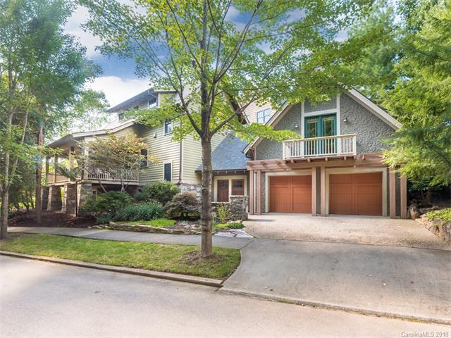 1 Shakespeare Circle #1, Black Mountain, NC 28711 (#3313869) :: Miller Realty Group