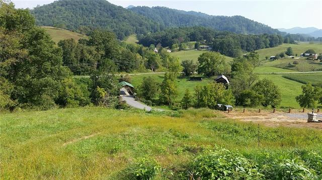 Lot #9 Covered Bridge Drive, Clyde, NC 28786 (#3316495) :: Besecker Homes Team