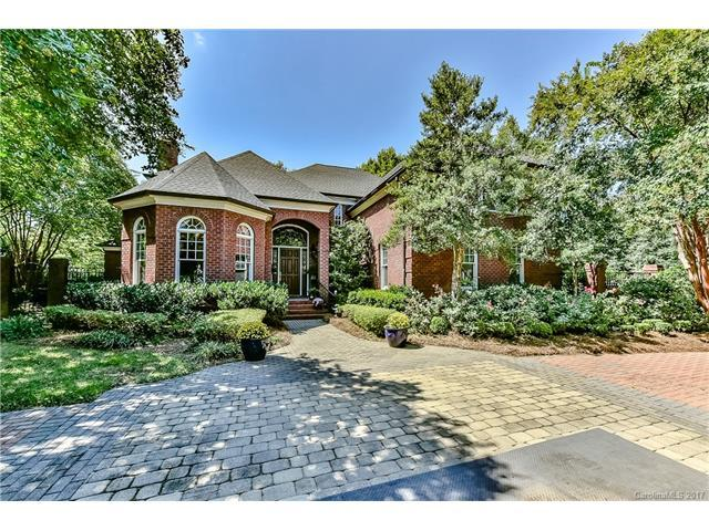 4328 Cameron Oaks Drive, Charlotte, NC 28211 (#3317153) :: Charlotte's Finest Properties