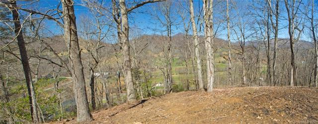 Lot #16 Flowing Hills Drive #16, Clyde, NC 28721 (#3317360) :: Besecker Homes Team
