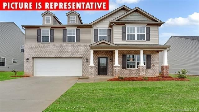120 Rippling Water Drive #11, Mount Holly, NC 28120 (#3317503) :: Exit Realty Vistas