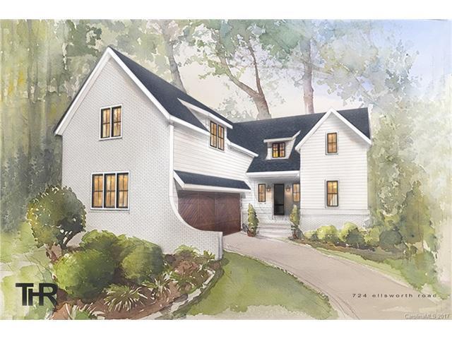 724 Ellsworth Road, Charlotte, NC 28211 (#3322974) :: Pridemore Properties