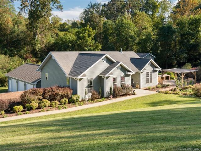 3 Springs Drive, Leicester, NC 28748 (#3323987) :: Puffer Properties