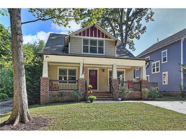 919 Sweetbriar Street, Charlotte, NC 28205 (#3328667) :: Pridemore Properties