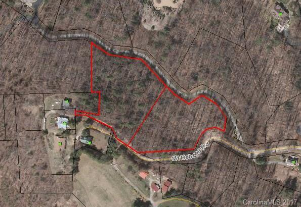 0 Mt Hebron Road, Hendersonville, NC 28739 (#3329026) :: Exit Mountain Realty