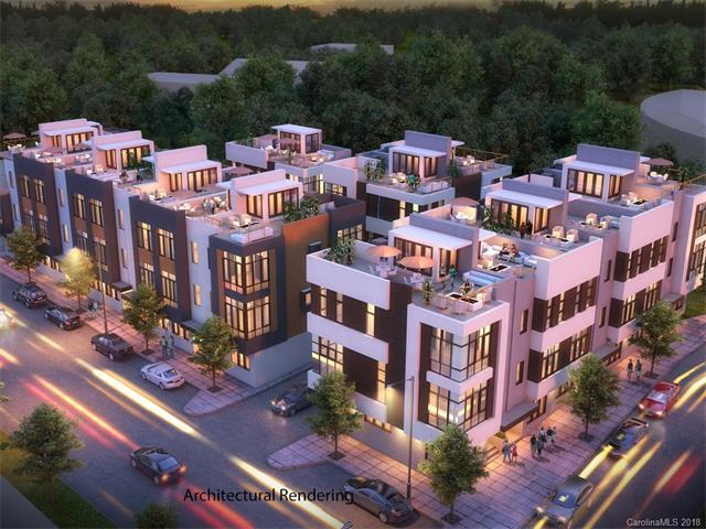 4 Bauhaus Court Bldg 1 #4, Asheville, NC 28801 (#3331200) :: Puffer Properties