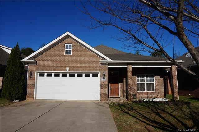 110 Aberdeen Drive #4, Troutman, NC 28166 (#3331545) :: Exit Mountain Realty