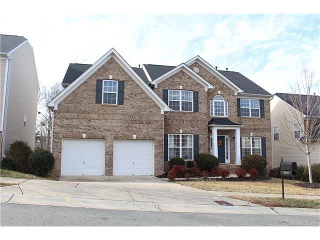 3646 Burnage Hall Road, Harrisburg, NC 28075 (#3331693) :: Cloninger Properties