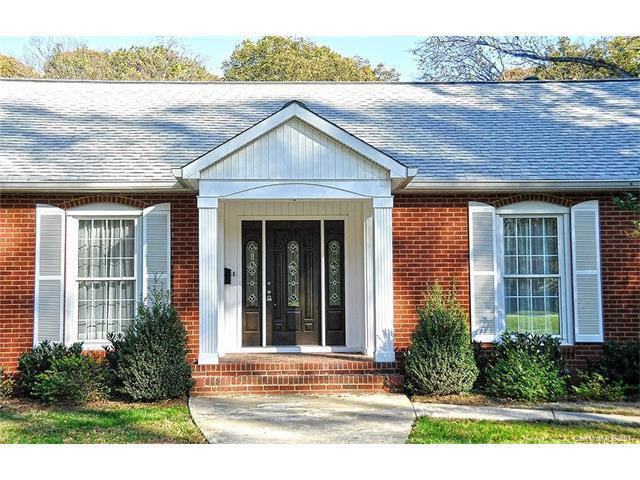 3343 Gresham Place, Charlotte, NC 28211 (#3336297) :: Pridemore Properties