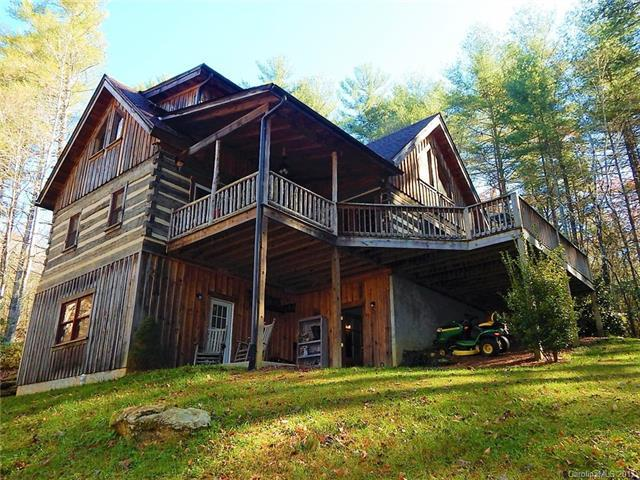 152 Spring Meadow Drive, Pisgah Forest, NC 28768 (#3339984) :: The Temple Team