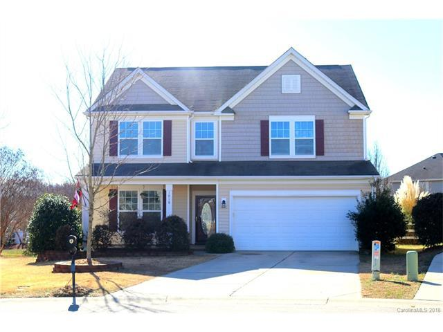 1019 Forest Way Court, Indian Trail, NC 28079 (#3341187) :: Exit Mountain Realty