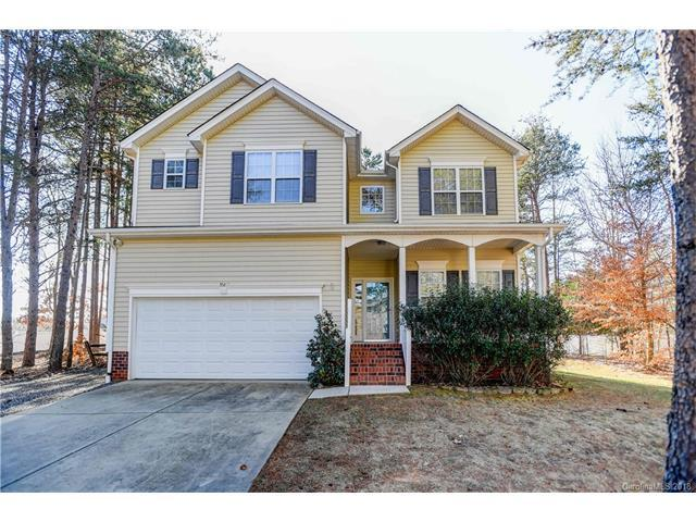 352 Brook Glen Drive, Mooresville, NC 28115 (#3346207) :: Exit Mountain Realty