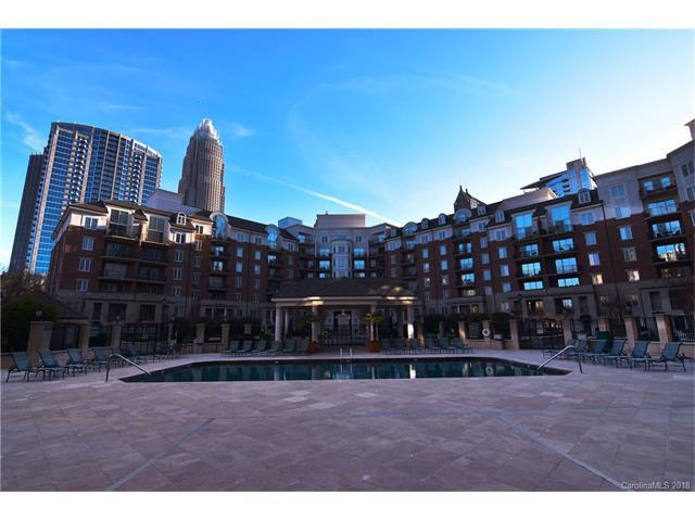 300 W 5th Street #229, Charlotte, NC 28202 (#3347512) :: Century 21 First Choice