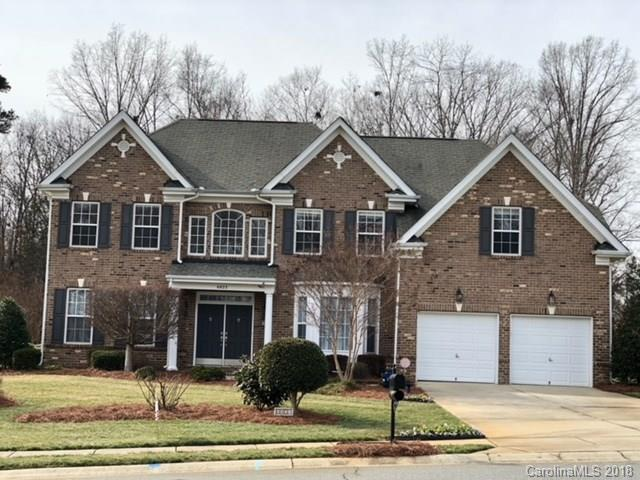 6823 Olde Sycamore Drive, Mint Hill, NC 28227 (#3350362) :: Odell Realty Group