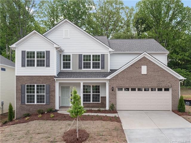 5307 Tilley Manor Drive #31, Matthews, NC 28105 (#3351455) :: Century 21 First Choice