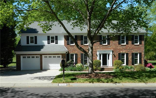 7936 Covey Chase Drive, Charlotte, NC 28210 (#3351546) :: Team Southline