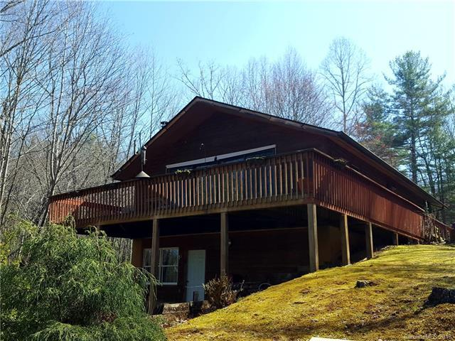 321 Kentwood Lane, Pisgah Forest, NC 28768 (#3352172) :: High Performance Real Estate Advisors
