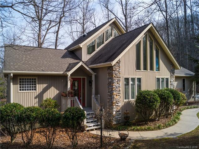 48 Kindling Trail, Horse Shoe, NC 28742 (#3352664) :: Stephen Cooley Real Estate Group