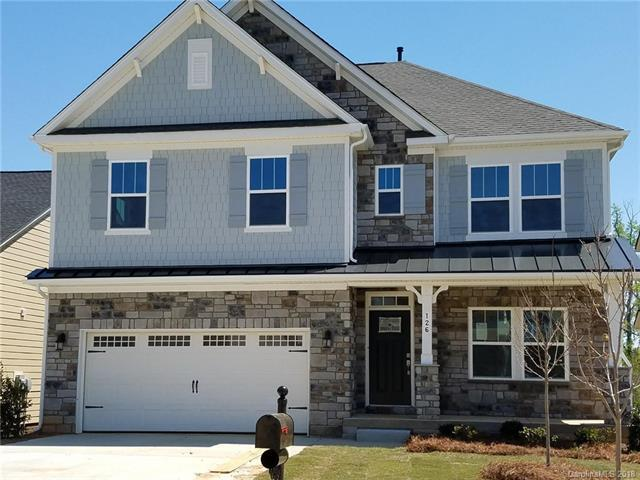 126 Creekside Crossing Lane #188, Mooresville, NC 28117 (#3353848) :: Team Southline